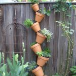 Topsy-Turby Vertical Garden - Log Home