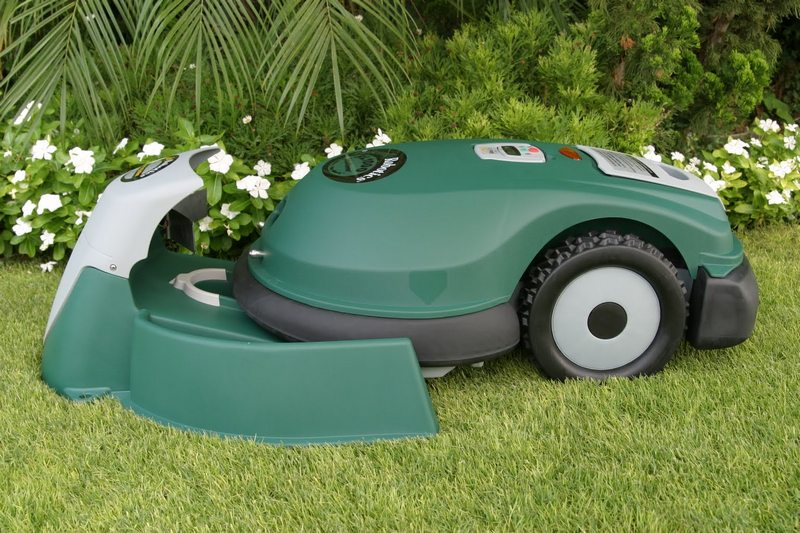 Hey! We found a robot to weed your garden!
