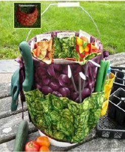 DIY Garden Tool Bucket Organizer