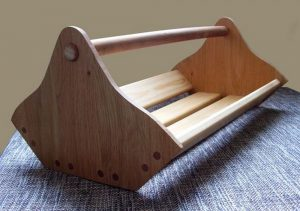 DIY Garden Trug (Harvest Basket)