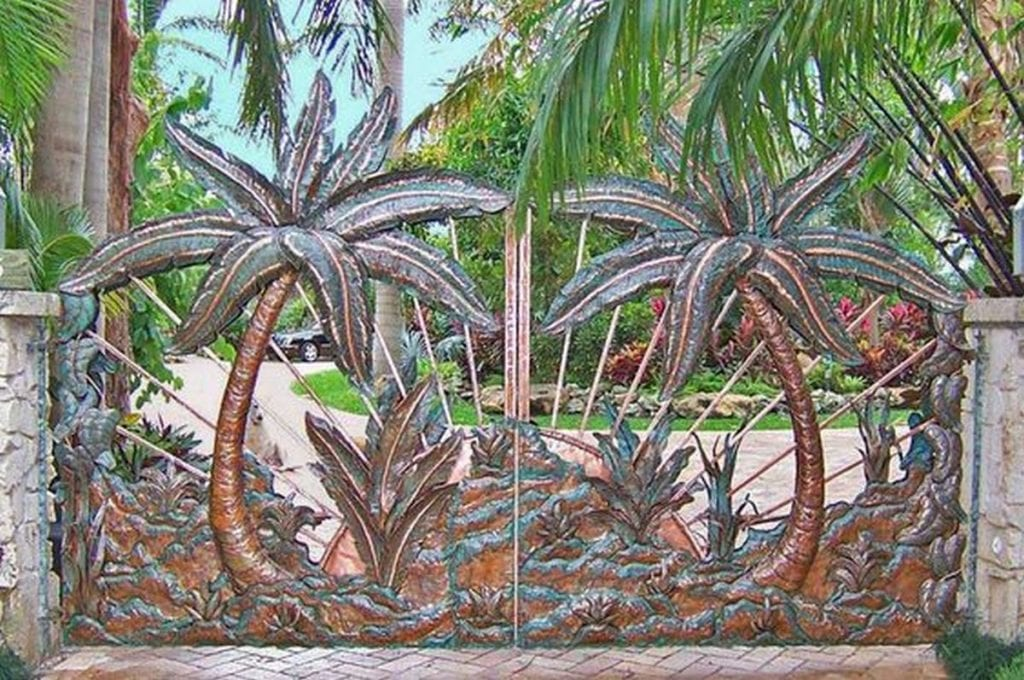 Garden gates are part of the overall look and feel of your garden.