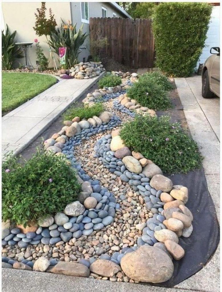 Easy Diy Landscape Edging