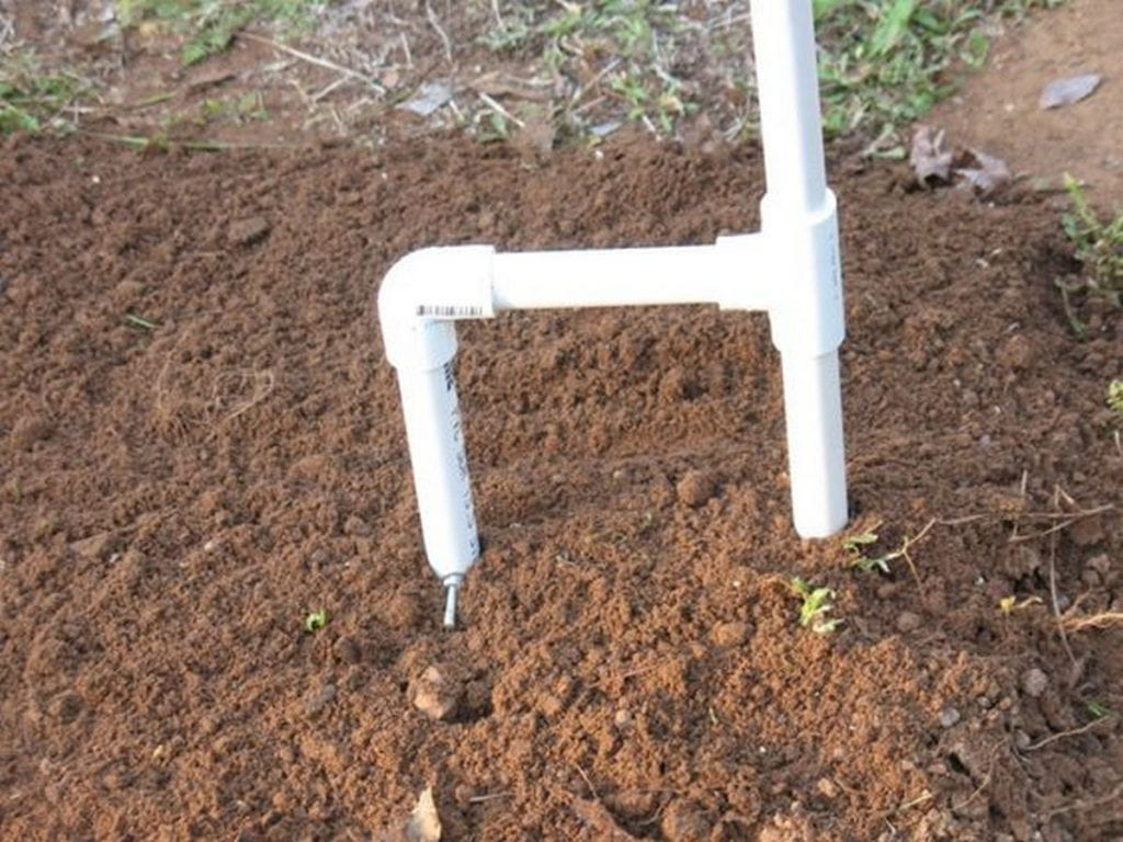 How to Build a Hand-Held Seed Planter