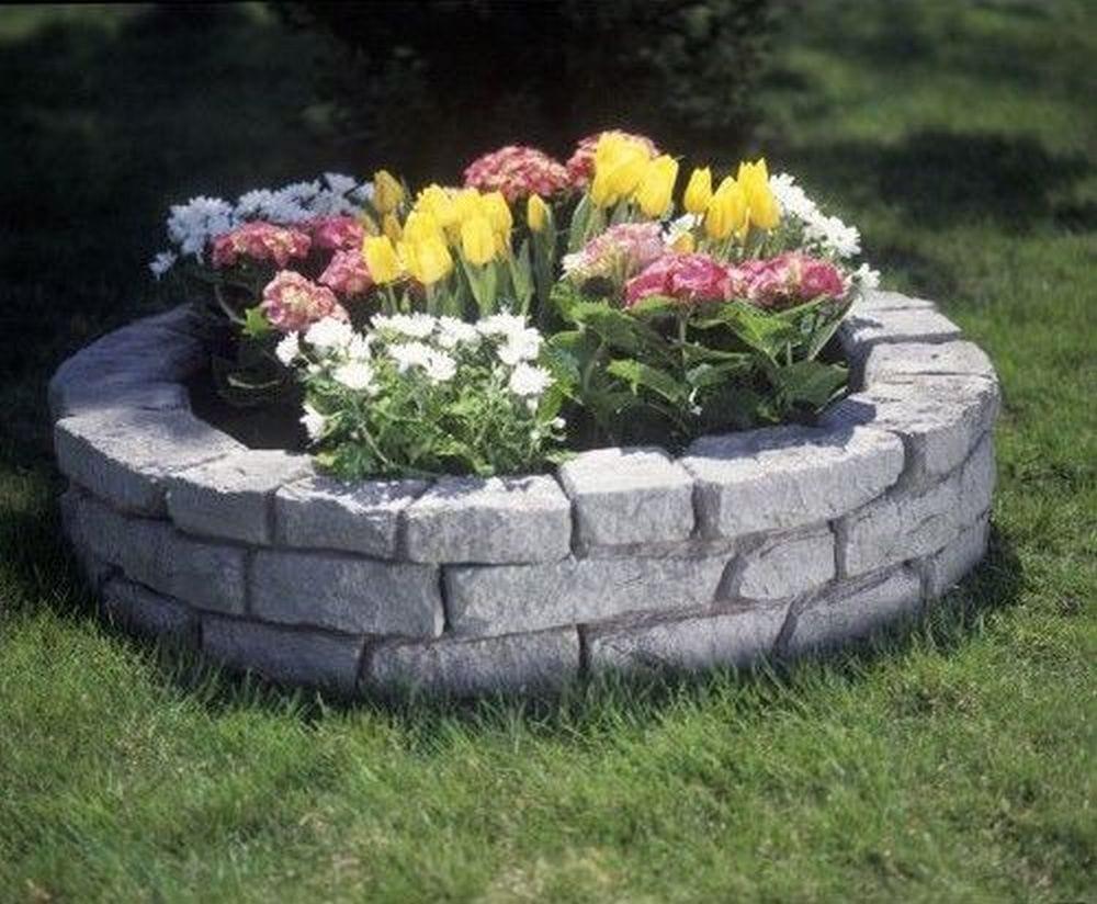 Round Raised Garden Bed Ideas The Garden
