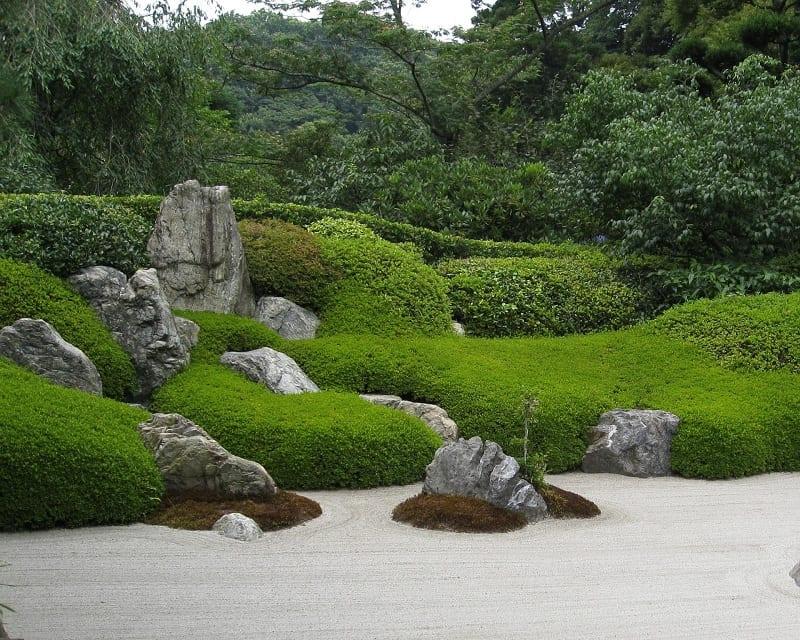 Zen Design Austerity