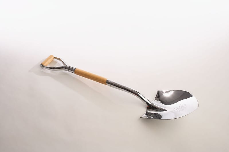 You can't go wrong with a high-quality round head shovel.