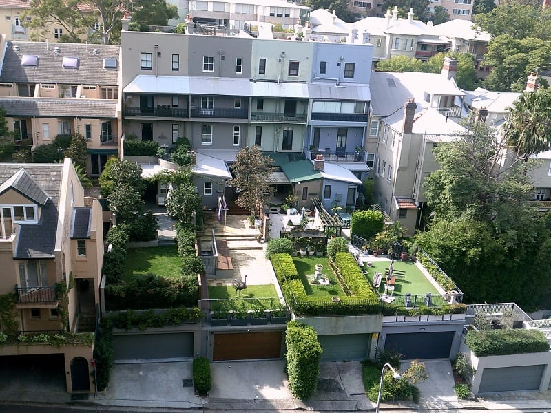 You'll need to determine whether your roof is sturdy enough to support a garden.