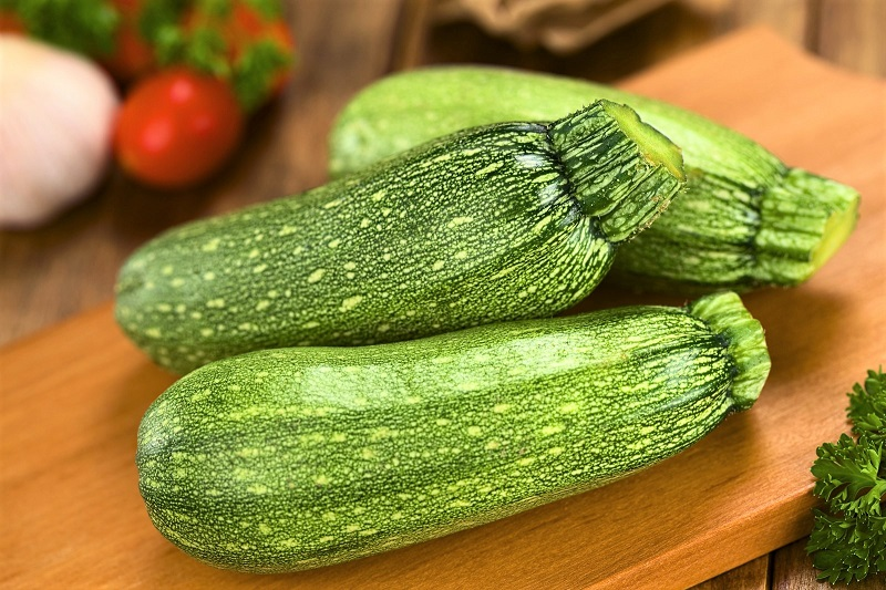 Crops like pole beans and zucchini will produce more abundant yields if you pick and harvest them regularly.