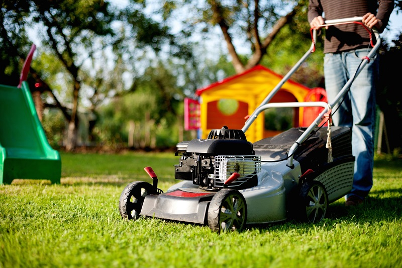 While mowing your lawn can be tedious, you need to ensure that it's done regularly.