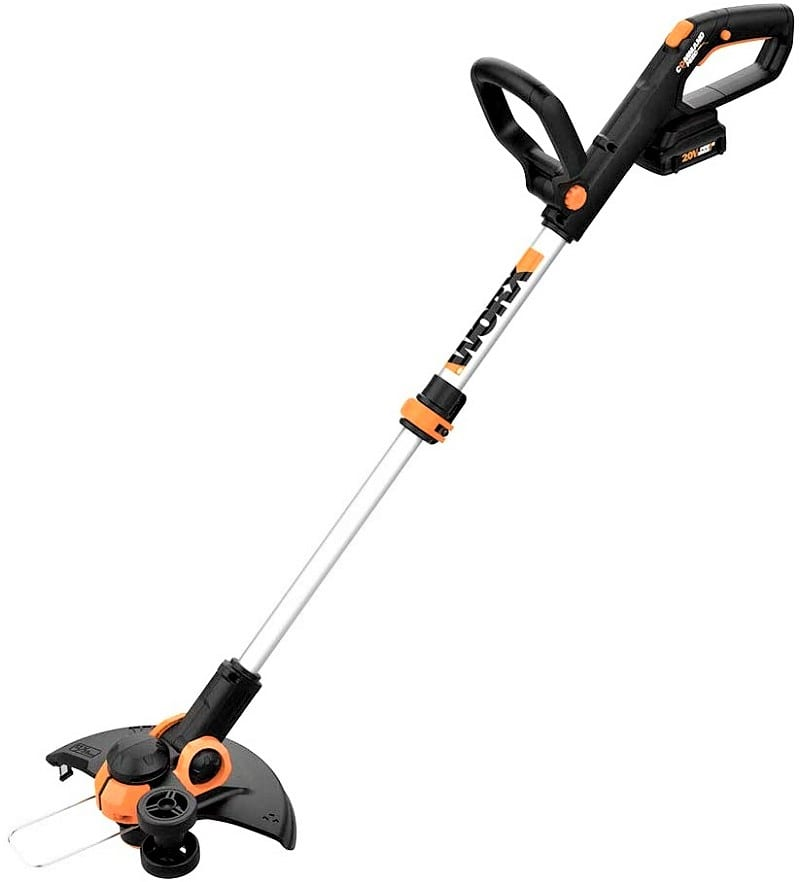 Like the WG170, the WG163 features the Worx Command Feed system.