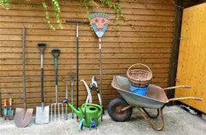 4 Simple Tools You'll Find in an Organic Market Gardener's Toolshed