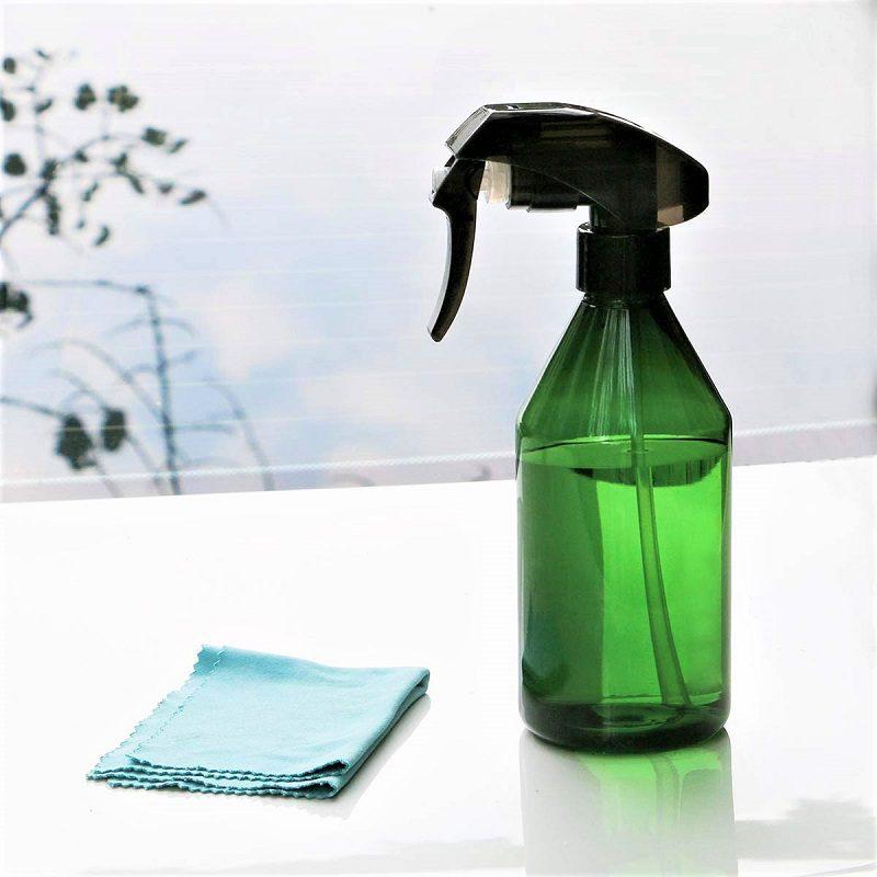 Driew's 10 oz. Plant Spray Bottle emits a fine, precise spray that won't drown delicate fronds.